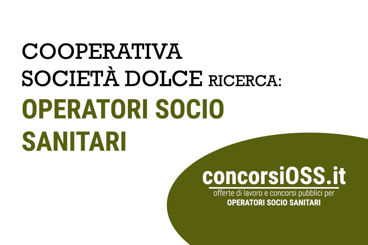 Cooperativa Società Dolce ricerca Operatori Socio Sanitari