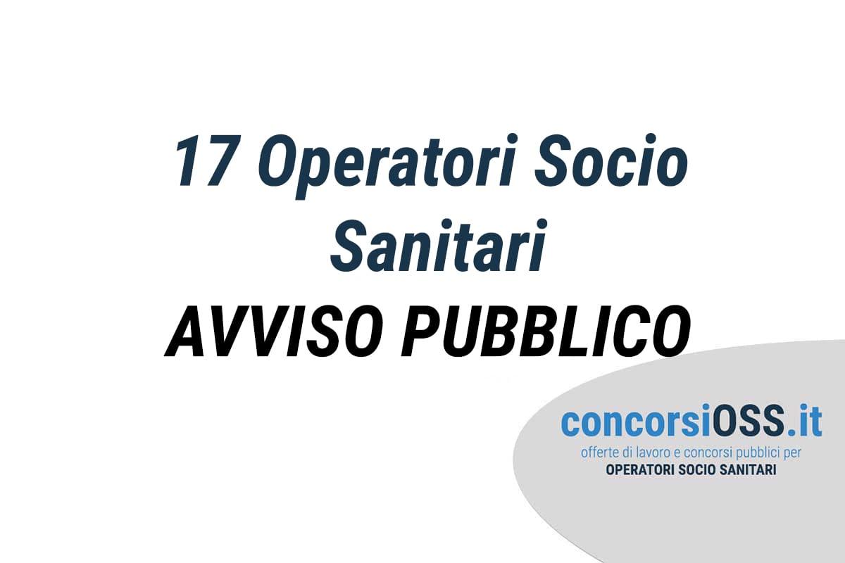 17 OSS Concorso Pubblico FEDERICO II Napoli