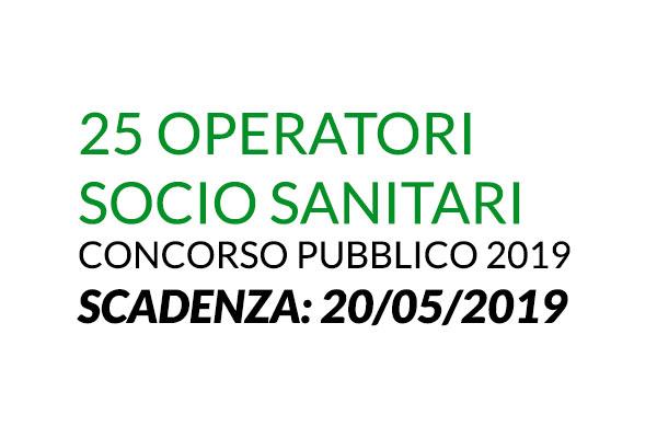25 OSS CONCORSO 2019 ASP Comuni Modenesi Area Nord