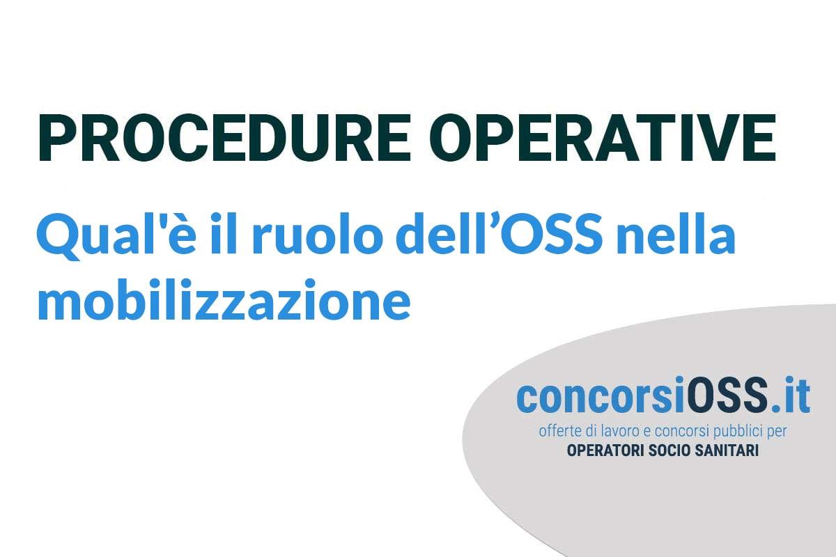 Qual è il ruolo dell'OSS nella mobilizzazione