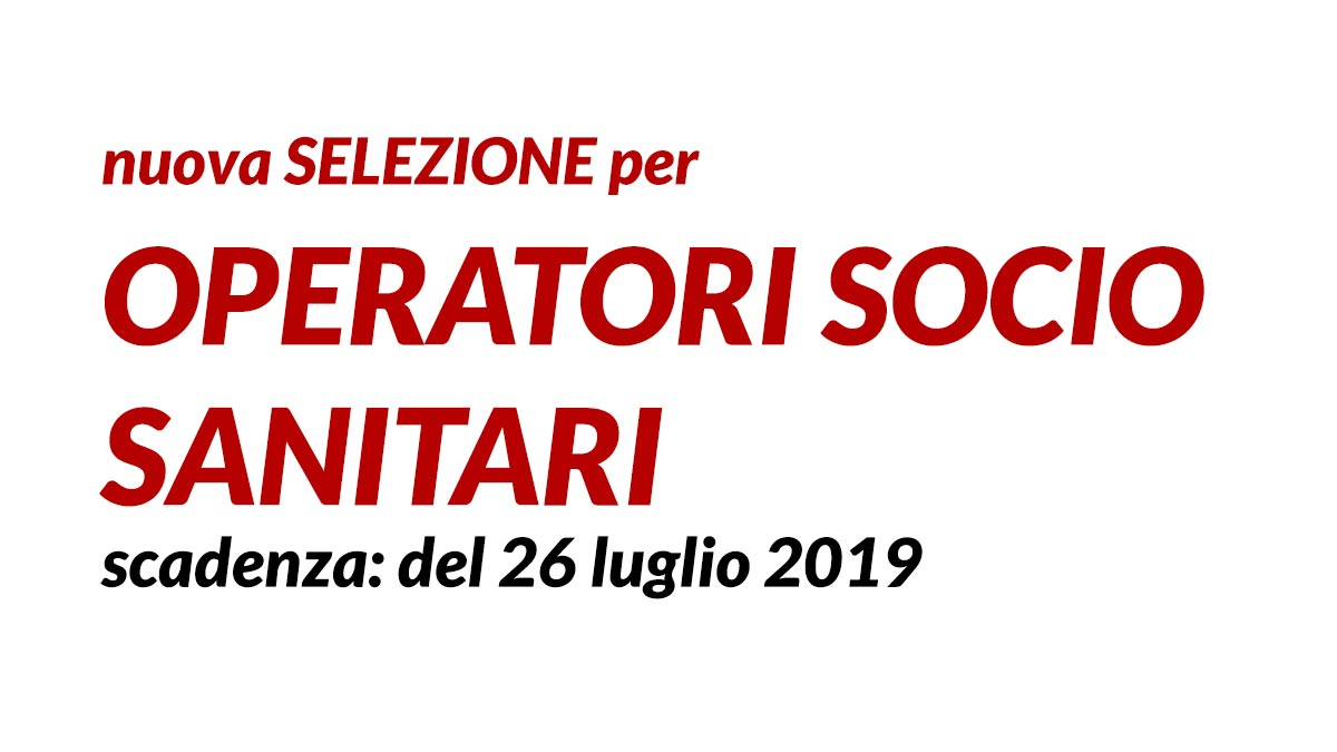 OSS selezione SANTA MARIA CLES 2019