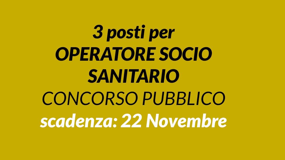 3 OSS CONCORSO PUBBLICO Veneto