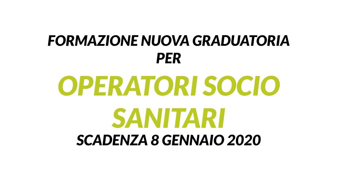 OSS avviso pubblico 2020 Veneto