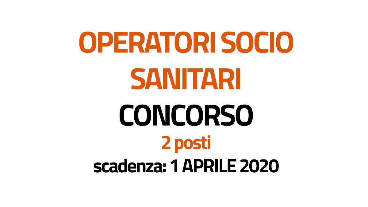 2 OSS CONCORSO PUBBLICO Verona