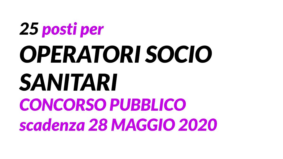 25 OSS concorso Treviso