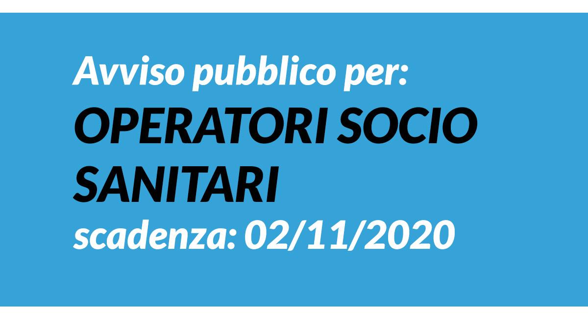OSS avviso pubblico 2020 Imola