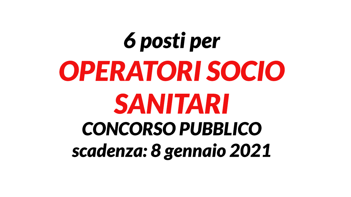 6 OSS concorso MACERATA 2021